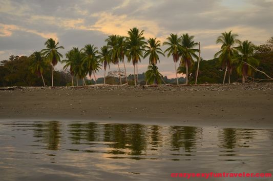 Puerto Jimenez Osa Peninsula Blue Osa sunrise (40)