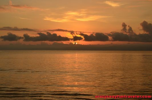 Puerto Jimenez Osa Peninsula Blue Osa sunrise (42)