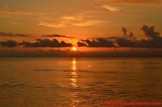 Puerto Jimenez Osa Peninsula Blue Osa sunrise (43)