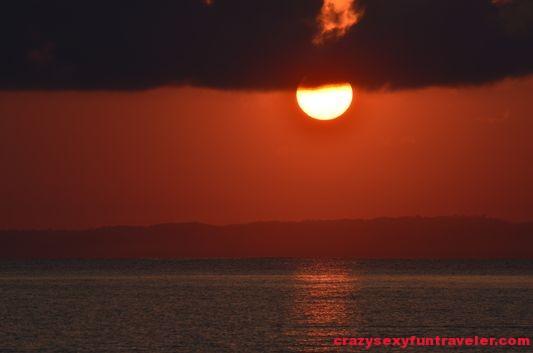 Puerto Jimenez Osa Peninsula Blue Osa sunrise (5)