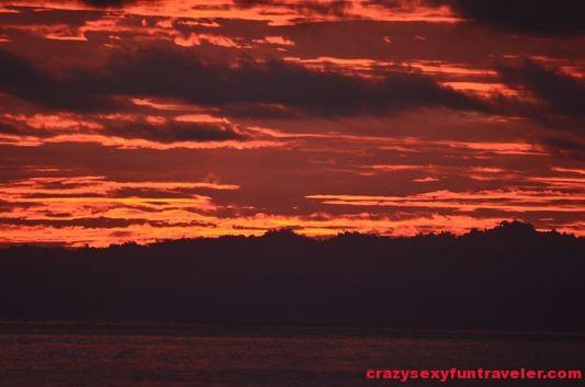 Puerto Jimenez Osa Peninsula Blue Osa sunrise (54)