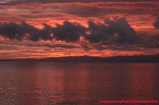 Puerto Jimenez Osa Peninsula Blue Osa sunrise (55)