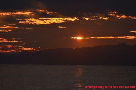 Puerto Jimenez Osa Peninsula Blue Osa sunrise (59)