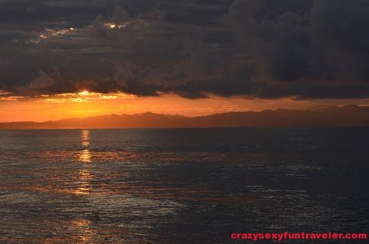 Puerto Jimenez Osa Peninsula Blue Osa sunrise (67)