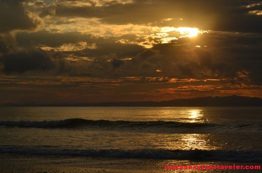 Puerto Jimenez Osa Peninsula Blue Osa sunrise (72)