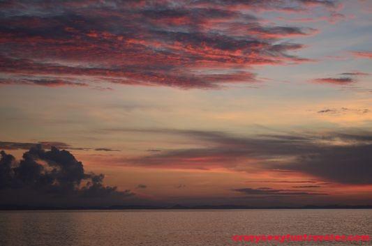 Puerto Jimenez Osa Peninsula Blue Osa sunrise (78)