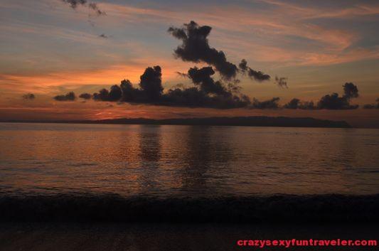Puerto Jimenez Osa Peninsula Blue Osa sunrise (83)