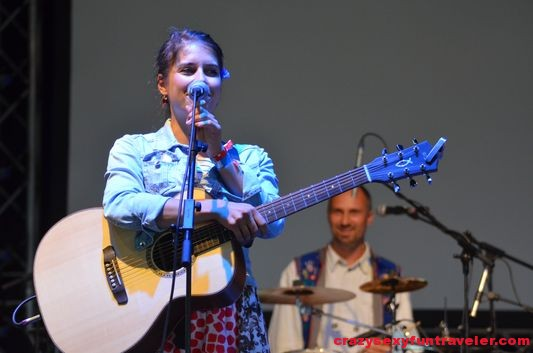 Sima Martausova Bazant Pohoda Festival 2014