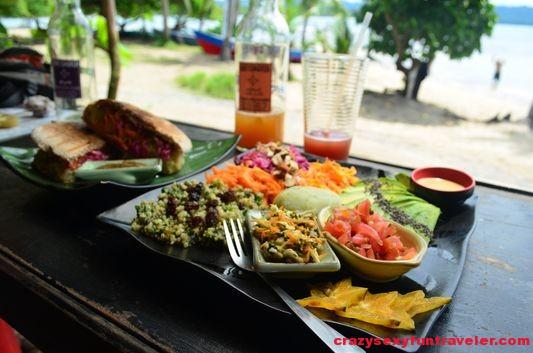 My favorite restaurant in Costa Rica - Puerto Pirata in