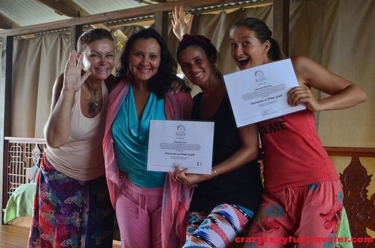 Reiki course level I with Iliana Cabanas Coloreando Auras (3)