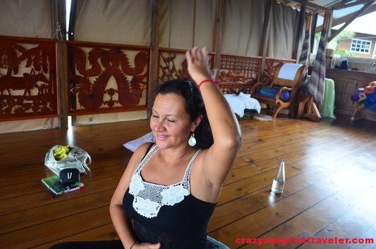 Brain Wave Vibration in Panama with Coloreando Auras (4)