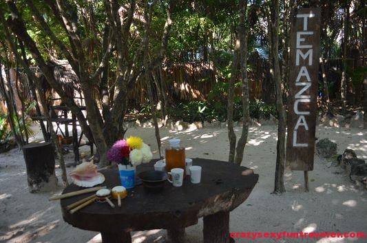 Azulik Eco Hotel Tulum temazcatl (21)