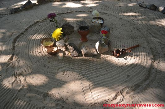 Azulik Eco Hotel Tulum temazcatl (29)