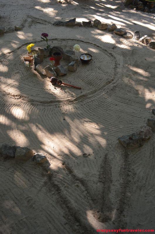 Azulik Eco Hotel Tulum temazcatl (30)
