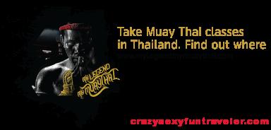learn Muay Thai in Thailand