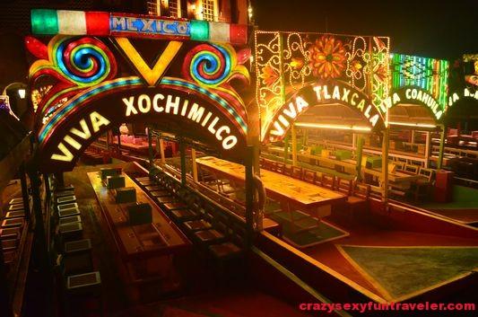 Xoximilco Cancun Mexico (24)