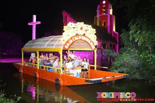 Xoximilco Cancun Mexico (32)