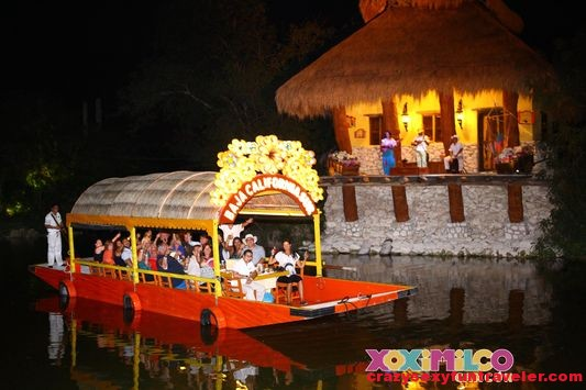 Xoximilco Cancun Mexico (37)