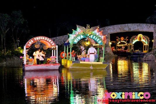 Xoximilco Cancun Mexico (48)