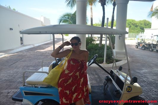 golf cart Isla Mujeres (2)