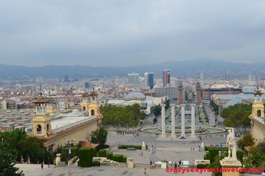 solo travel Barcelona (1)