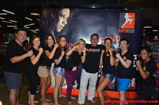 Legend Thai Boxing Gym Bangkok (15)