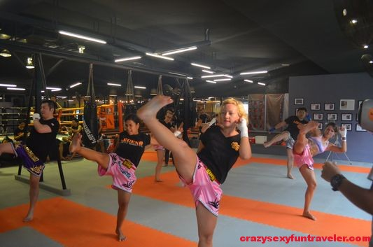 Legend Thai Boxing Gym Bangkok (22)
