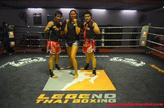 Legend Thai Boxing Gym Bangkok (42)