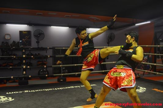 Legend Thai Boxing Gym Bangkok (46)