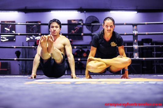 Legend Thai Boxing Gym Bangkok (54)