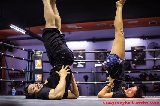 Legend Thai Boxing Gym Bangkok (56)