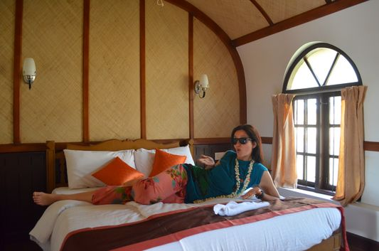 Kerala Backwaters houseboat from Kollam to Alleppey Lake & Lagoons (17)