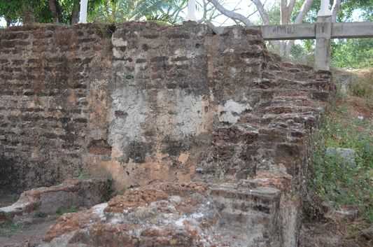 Muziris Pattanam excavation site (1)