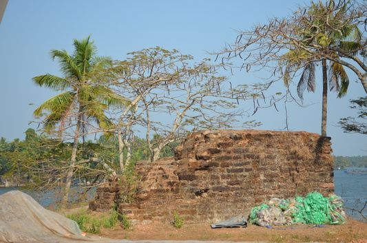 Muziris Pattanam excavation site (6)