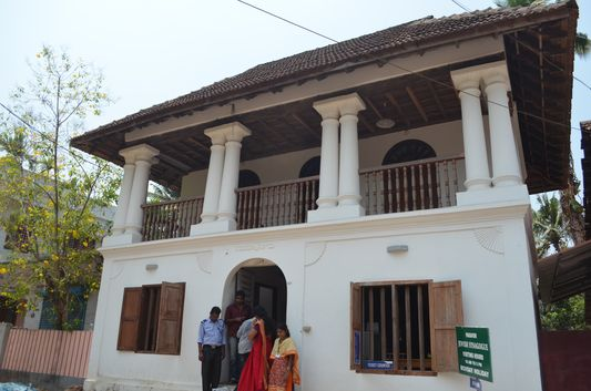 Paravur Jewish Synagogue Muziris Kerala India (25)