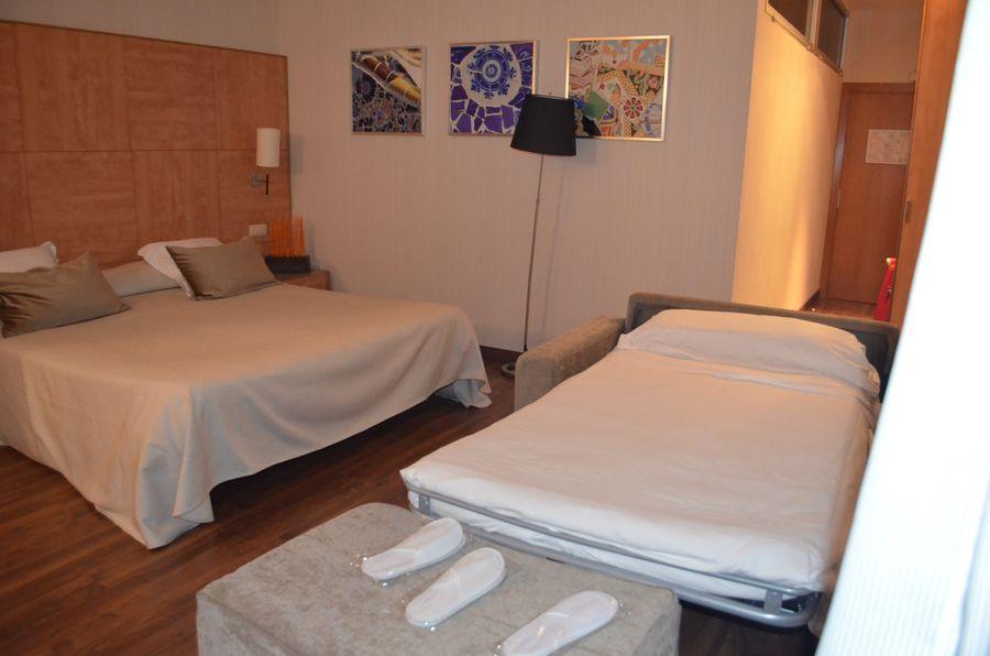 Aparthotel Silver in Barcelona (4)