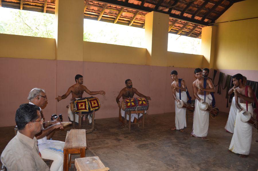 Kerala Kalamandalam dance school India (11)