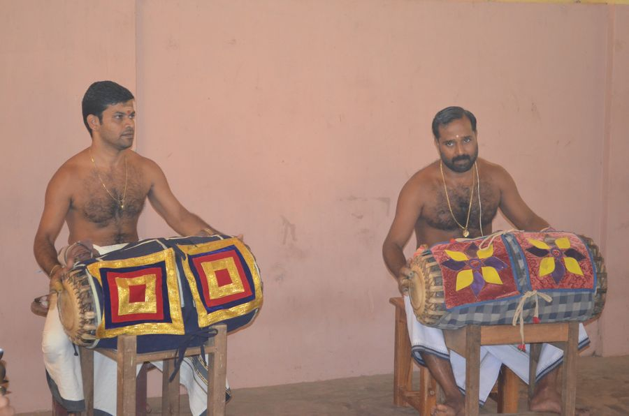 Kerala Kalamandalam dance school India (12)