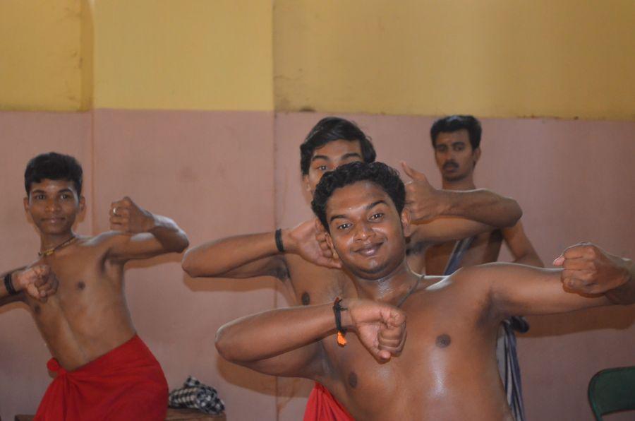Kerala Kalamandalam dance school India (16)
