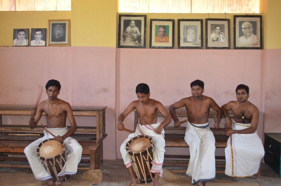 Kerala Kalamandalam dance school India (18)