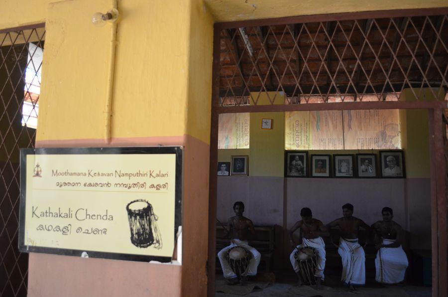 Kerala Kalamandalam dance school India (19)