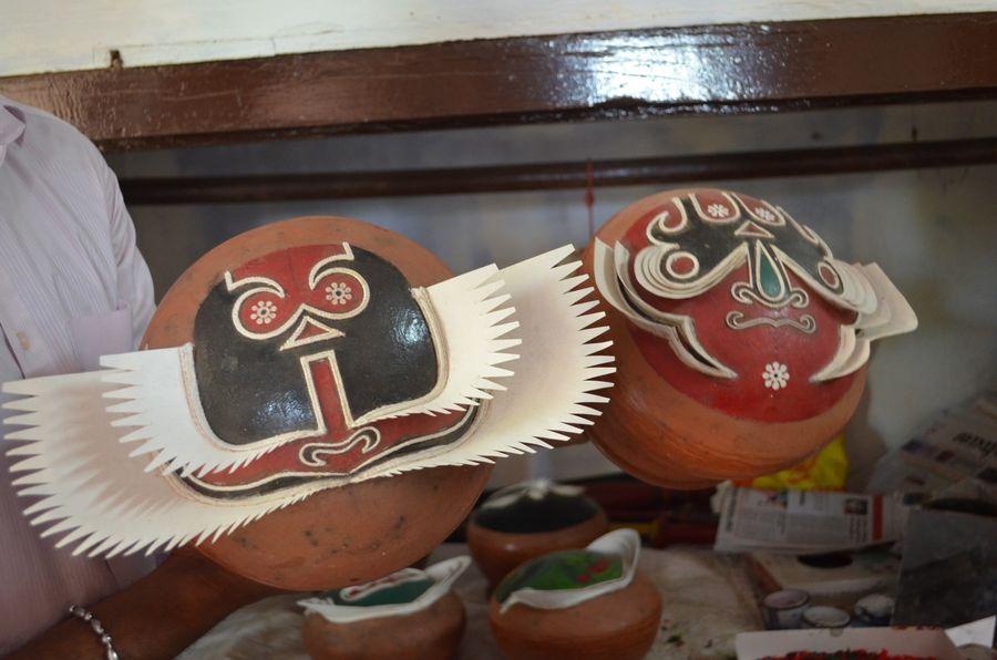 Kerala Kalamandalam dance school India (21)