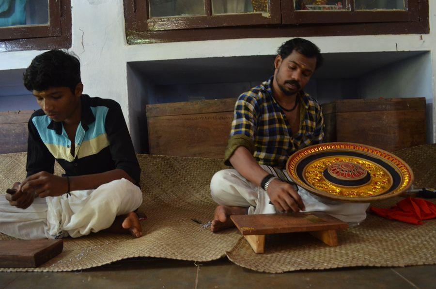 Kerala Kalamandalam dance school India (22)