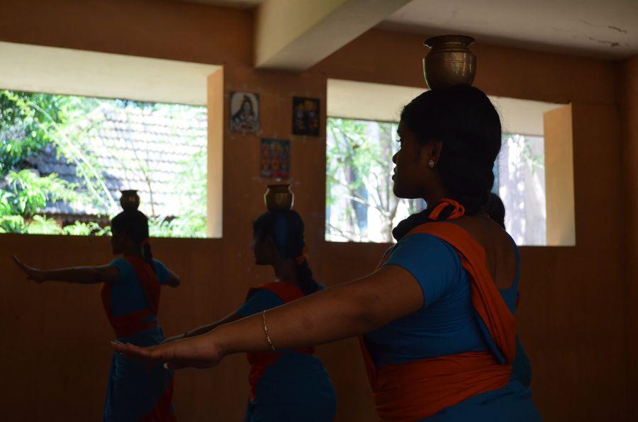Kerala Kalamandalam dance school India (27)
