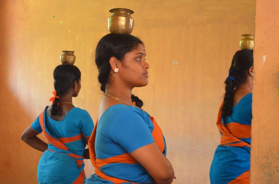 Kerala Kalamandalam dance school India (28)