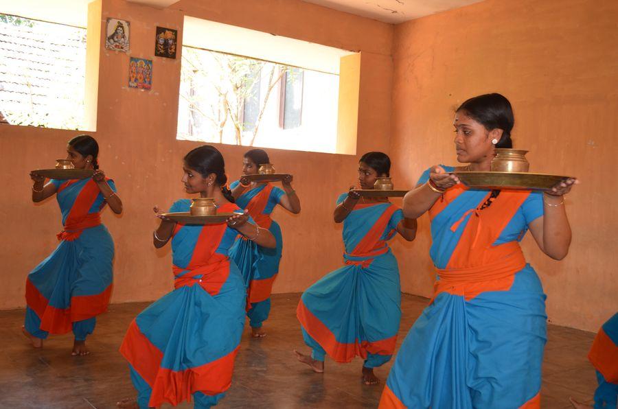 Kerala Kalamandalam dance school India (29)