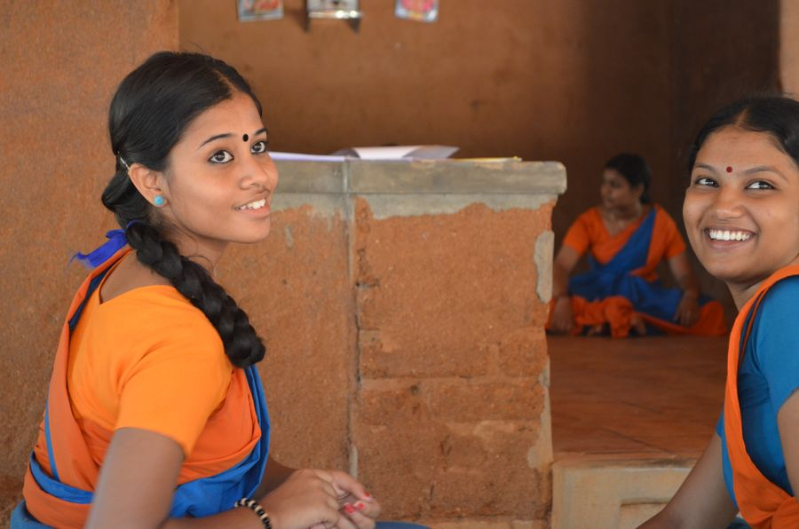 Kerala Kalamandalam dance school India (33)