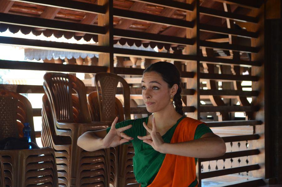 Kerala Kalamandalam dance school India (35)