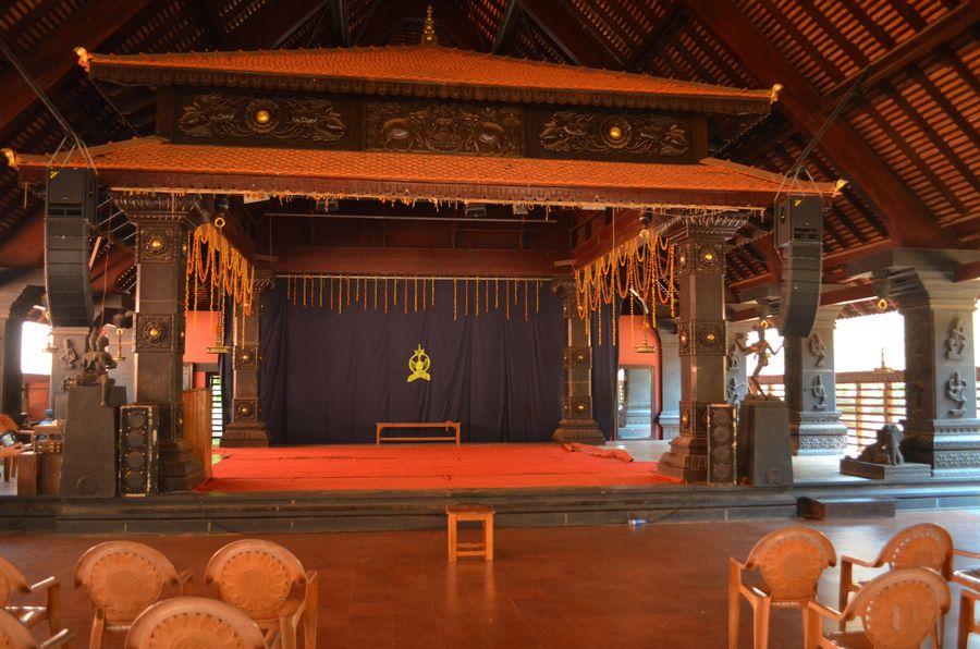 Kerala Kalamandalam dance school India (36)