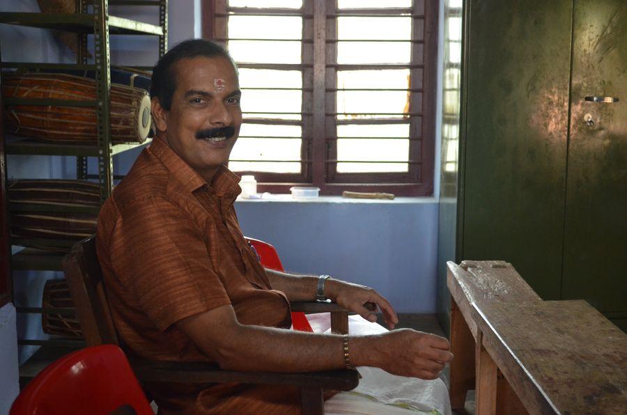 Kerala Kalamandalam dance school India (4)